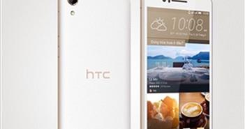 """HTC ra mắt Desire 826 Dual SIM, camera """"tự sướng"""" 13MP, giá 6,4 triệu đồng"""