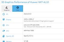 Huawei Mate 8 lộ cấu hình siêu khủng, chạy Android 6.0