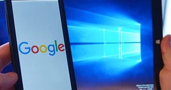 Google công bố lỗ hổng bảo mật trên Windows khiến Microsoft không hài lòng