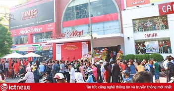 Mở hai siêu thị mới, MediaMart cán mốc 65 điểm bán