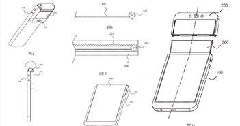 Lộ bằng sáng chế smartphone màn hình gập của Oppo