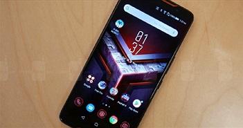 Trên tay smartphone chơi game Asus ROG hầm hố