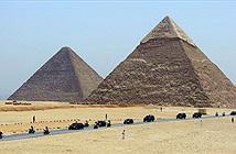 Giải mã bí mật xây dựng các kim tự tháp Ai Cập