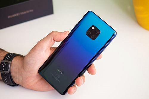 Huawei Mate 20 đạt kỉ lục đặt trước tại thị trường châu Âu