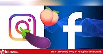 Facebook và Instagram cấm emoji cà tím, trái đào vì sợ nghĩ bậy