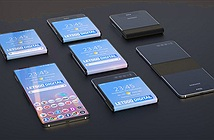 Pin của Galaxy Fold 2 tiết lộ về thiết kế máy