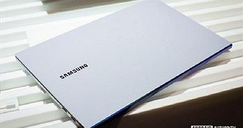 Samsung ra mắt bộ đôi laptop Galaxy Book mới