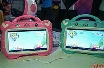 Máy tính bảng dạy trẻ nhỏ học, tương tác giá rẻ xuất hiện tại Plase Show 2019
