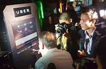 Uber ra mắt thiết bị tự động gọi taxi cho người say tại Hà Nội