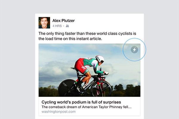 Facebook hợp tác với báo chí Việt Nam, ra mắt tính năng Instant Articles