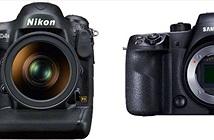 Mảng máy ảnh Samsung bị Nikon thâu tóm