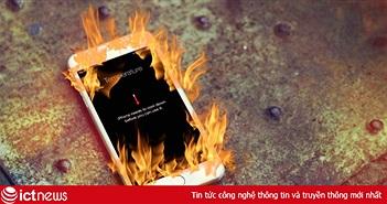 iPhone dính lỗi respring, Apple vội vàng phát hành bản vá