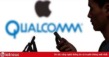 "Apple quyết ""lôi"" Qualcomm ra tòa"