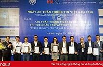 VNISA trao giải Sản phẩm an toàn thông tin mới xuất sắc 2018 cho  CMC Infosec