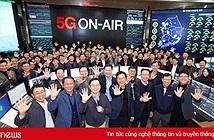Hàn Quốc đạt 4 triệu thuê bao 5G sau 8 tháng triển khai