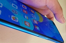 Những hình ảnh trên tay Huawei Nova 6 5G ngoài đời thực
