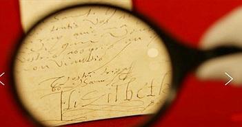 Nữ hoàng Elizabeth I được phát hiện là dịch giả tác phẩm của Tacitus sang tiếng Anh