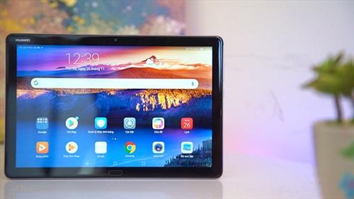 Huawei trình làng MediaPad M5 lite tại Việt Nam giá 8 triệu đồng
