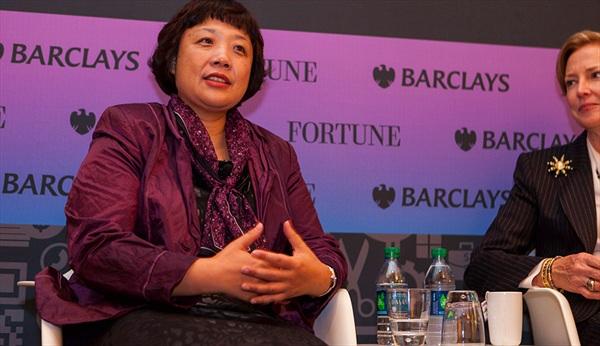 Chân dung người phụ nữ đưa Lenovo ra toàn cầu