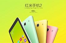 Xiaomi ra mắt smartphone Redmi 2 với giá siêu rẻ