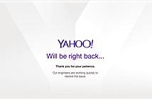 Yahoo, Bing sống lại sau sự cố gián đoạn dịch vụ đầu năm mới
