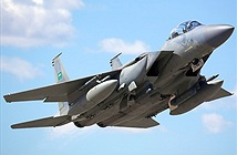 [ẢNH] Lực lượng không quân hùng mạnh nhất Trung Đông