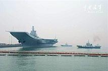 Trung Quốc sẽ xây căn cứ tàu sân bay tương lai ở đâu?