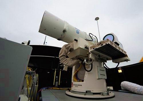 Sự thật gây sốc nặng về vũ khí laser của Mỹ