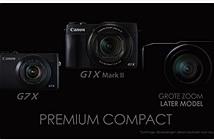 Máy ảnh Canon PowerShot G17 sẽ xuất hiện tại CES 2015