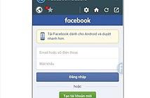 Đăng nhập cùng lúc 2 tài khoản Facebook trên Android