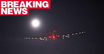 Tin nóng: Máy bay Mỹ biến mất bí ẩn sau khi cất cánh giống MH370