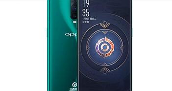 Ra mắt Oppo R17 Pro King of Glory màu xanh chào năm mới