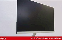 Cận cảnh màn hình 27 inch mỏng nhất từ trước đến nay của HP