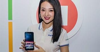Smartphone 2 ngày pin Nokia 8.1 về Việt Nam, giá 7,99 triệu đồng