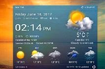 Ứng dụng thời tiết trên smartphone thu thập dữ liệu trái phép