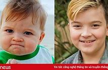 Cuộc sống hiện tại của cậu bé ảnh chế đình đám một thời: Gia đình gặp biến cố, nhờ một bức ảnh mà cứu sống được bố