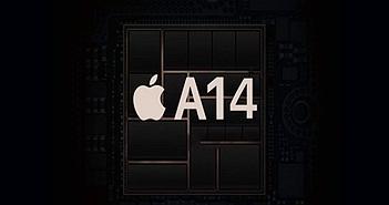 Chip A14 5nm cho iPhone 2020 sắp được sản xuất