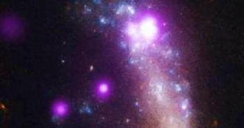 Kinh ngạc cảnh sóng xung kích xuyên qua lớp kén siêu tân tinh