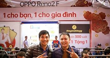 Mỗi người một câu chuyện, háo hức chờ đón mang về OPPO Reno2 F dành tặng gia đình trong dịp Tết 2020