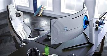 Samsung ra mắt màn hình chơi game đầu tiên Odyssey 240Hz