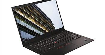 ThinkPad X1 Carbon Gen 8 ra mắt: chip Intel Comet Lake, giá từ 1499 USD