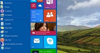 Microsoft tiết lộ những tính năng mới của Windows 10