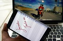 Samsung Galaxy Note Edge đạt doanh số 630.000 đơn vị