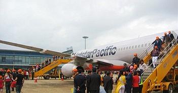Jetstar Pacific khai trương đường bay nối Bắc Bộ với Tây Nguyên
