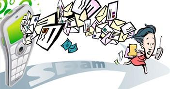 Tin nhắn rác và câu chuyện lợi ích