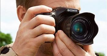 Sony sắp ra mắt máy ảnh lai mirrorless - DSLR