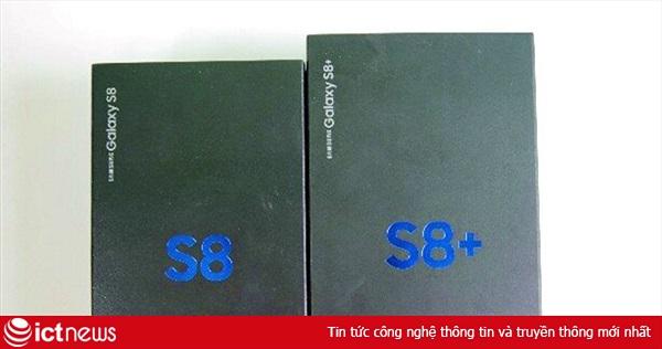 Bộ đôi Galaxy S8, S8 Plus đồng loạt giảm 2 triệu đồng