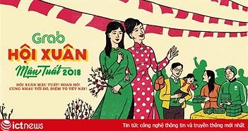 Grab Việt Nam tổ chức Hội Xuân Mậu Tuất 2018