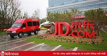 Hãng khổng lồ bán lẻ Trung Quốc JD.com gia nhập liên minh Blockchain trong vận tải