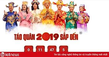 Tổng hợp địa chỉ xem Táo quân 2019 trực tiếp đêm giao thừa Tết Kỷ Hợi